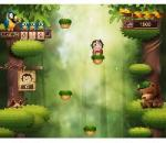 Онлайн игра Jumpy Monkey.