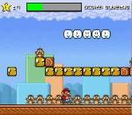 Онлайн игра Super Mario Hopscotch.