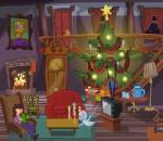Онлайн игра Caspers Haunted Christmas.