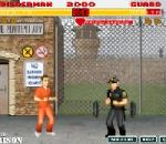 Онлайн игра Bighouse Beatdown.