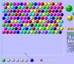 Онлайн игра Bubble Shooter.