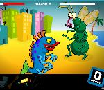 Онлайн игра Monster Mayhem.