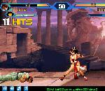 Онлайн игра The King of Fighters.