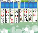 Онлайн игра Freecell Solitaire.