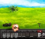 Онлайн игра Battle Gear Missile Attack.