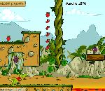 Онлайн игра Raptor Fruit Rush.