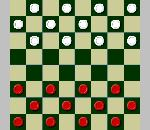 Онлайн игра 3 In One Checkers.