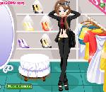 Онлайн игра Boutique Store Craze.