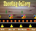 Онлайн игра Shooting Gallery.