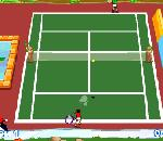 Онлайн игра Twisted Tennis.