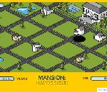 Онлайн игра Mansion Impossible.