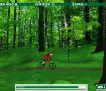 Онлайн игра Mountain Bike.