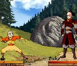 Онлайн игра Avatar Bending Battle.