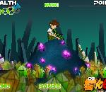 Онлайн игра Ben10 Aliens Shooting.