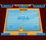 Онлайн игра Air Hockey.