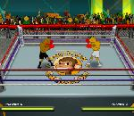 Онлайн игра Hot Blood Boxing.