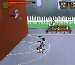 Онлайн игра Stick Basketball.