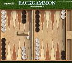 Онлайн игра Backgammon 2 (нарды).