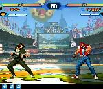 Онлайн игра King of Fighters Wing 1.8.