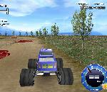Онлайн игра Monster Truck Adventure 3D.
