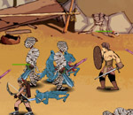 Онлайн игра Egypt warriors.