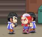 Онлайн игра Fighting Team.