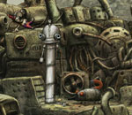 Онлайн игра Machinarium.