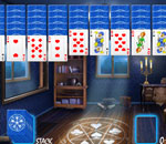 Онлайн игра Magic Room Solitaire.