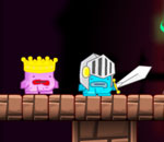 Онлайн игра Knigh Princess Great Escape.