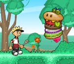 Онлайн игра Papa Louie 2: When Burgers Attack.