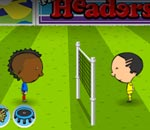 Онлайн игра Flick Headers Euro 2012.