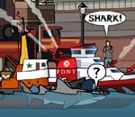 Онлайн игра New York Shark.