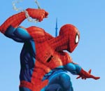 Онлайн игра The Amazing Spiderman.