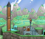 Онлайн игра Crush the Castle Adventures.