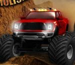 Онлайн игра Monster Truck Demolisher.