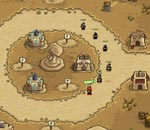 Онлайн игра Kingdom Rush Frontiers.