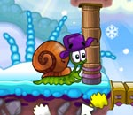 Онлайн игра Snail Bob 6: Winter Story.
