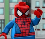 Онлайн игра Lego Ultimate SpiderMan.