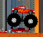 Онлайн игра Monster Truck Destroyer.