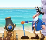 Онлайн игра Archibald The Pirate.