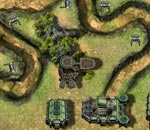 Онлайн игра Colony defenders TD: Battle for Omega.