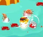 Онлайн игра Rumble in the Soup.