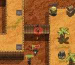 Онлайн игра Commando Defense.