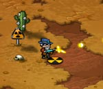 Онлайн игра Wild Wastelands.