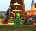 Онлайн игра Lego Ninjago: The Final Battle.