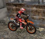 Онлайн игра Moto Trials Industrial.