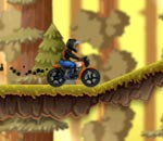 Онлайн игра X-Trial Racing: Mountain Adventure.