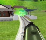 Онлайн игра Train Simulator.