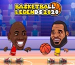 Онлайн игра Basketball Legends 2020.