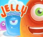 Онлайн игра Jelly Madness.